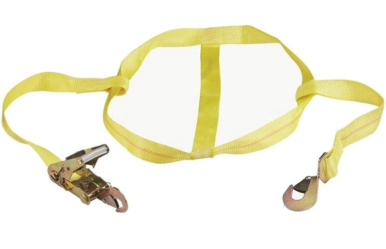Mintcraft Fh4016 Wheel Bonnet Tie Down, Yellow
