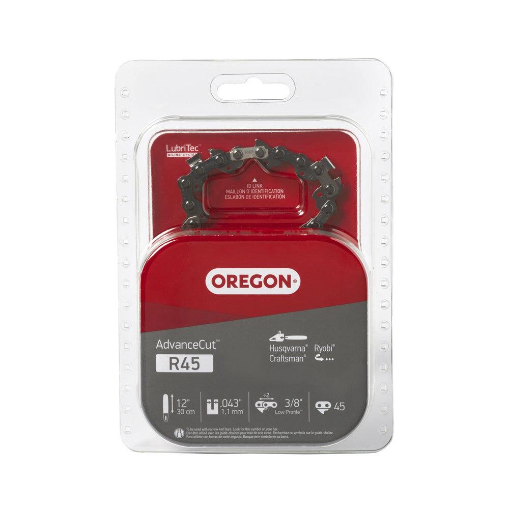 """Oregon R45 Advancecut Saw Chain, 12"""""""