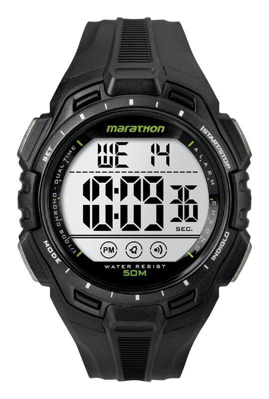 Marathon Tw5k948009j Men Digital Sports Watch, Black