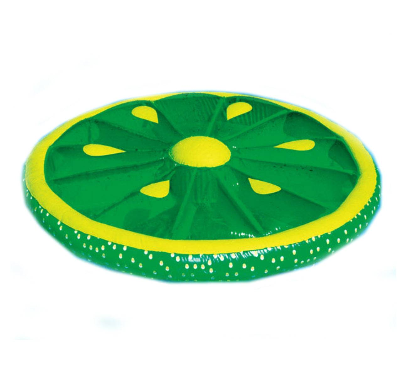 Swimline 9054 Inflatable Fruit Slice Swimming Pool Toy, Assorted Colors