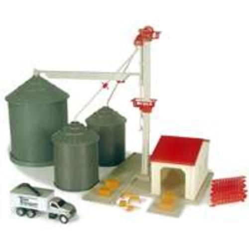 John Deere 12924 Grain Feed Toy Playset