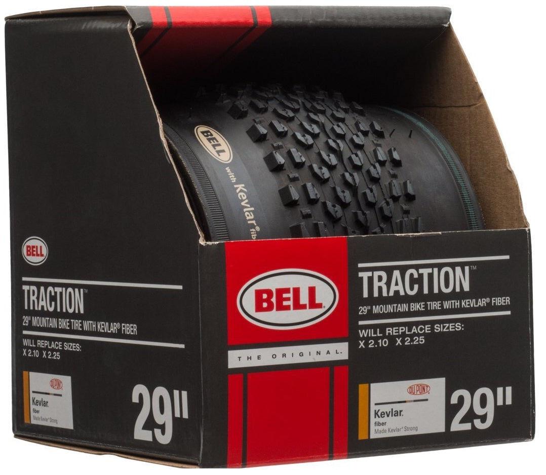 "Bell 7014787 Mountain Bike Tire, 29"", Black"