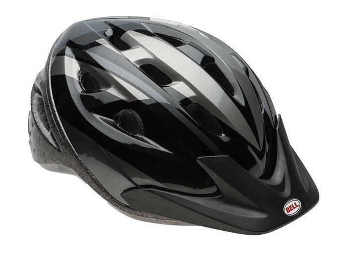 Bell 7060097 Adult Bike Helmet, Plastic, Black