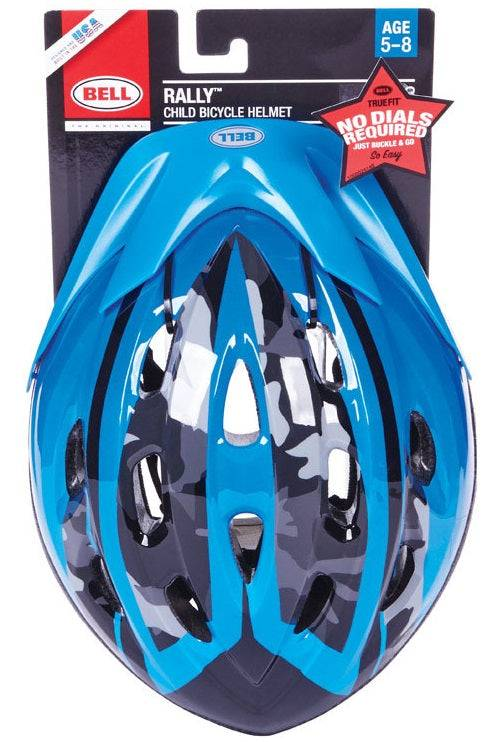 Bell Sports 7063277 Rally Bike Helmet, Plastic, Age 5-8