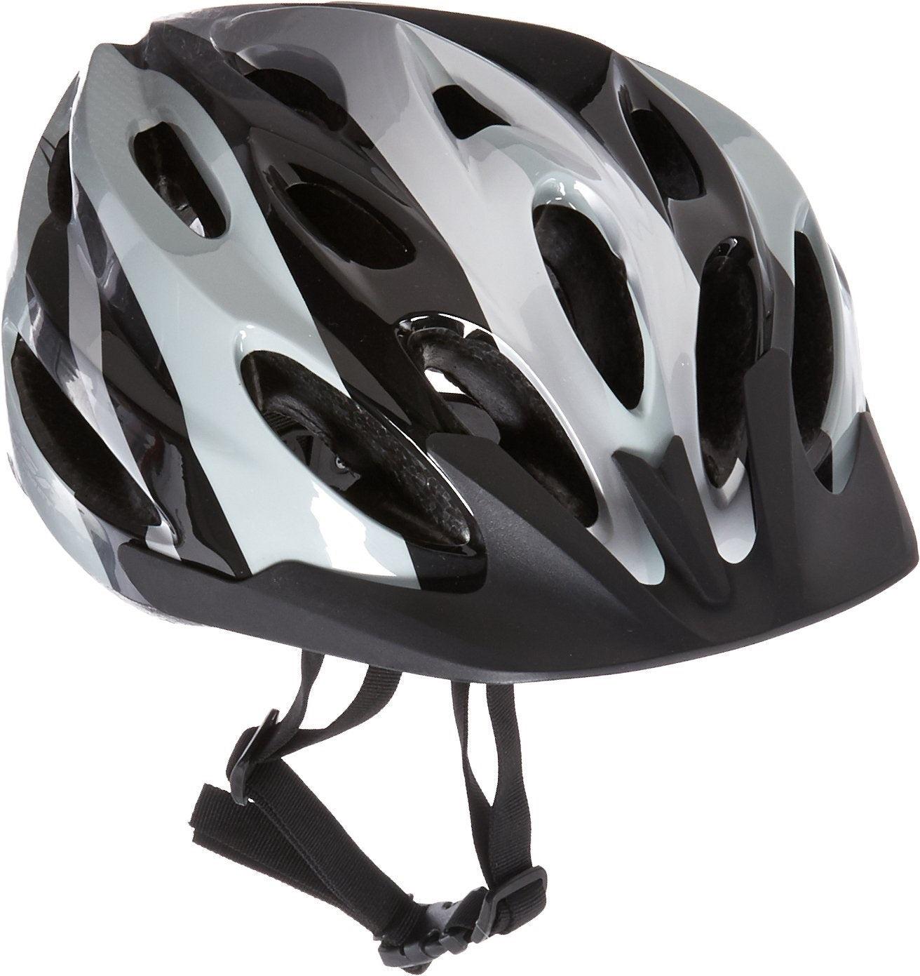 Kent 97530 Usa Adult Elite Helmet For Men, Black/silver