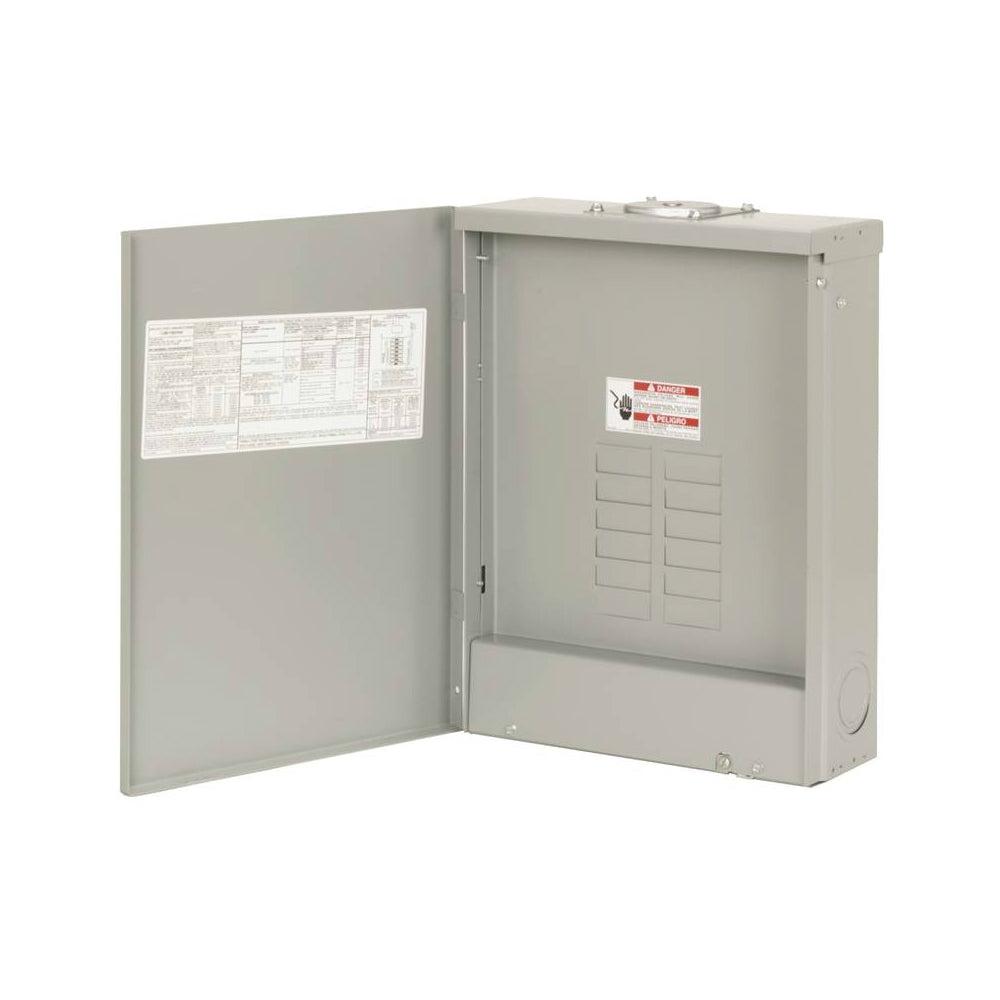 Eaton Brp12l200r 24-circuit Outdoor Main Lug Load Center, 200 A