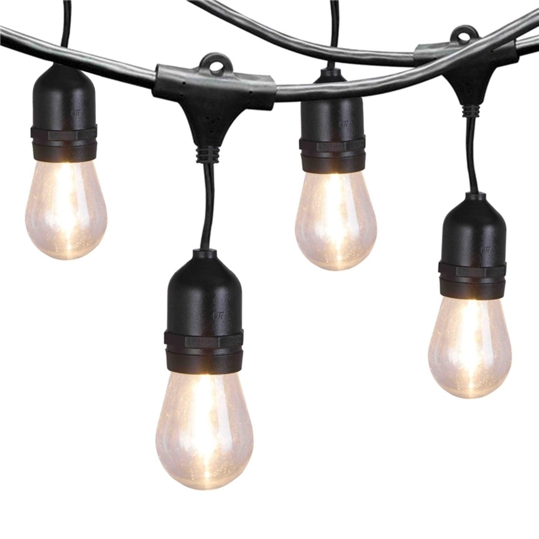 Zone Powerzone Yj-e26 Outdoor Stringlight, 24'