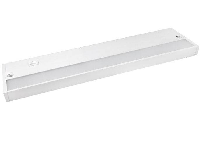 Amertac Mrgo-l22w-n1 Plug-in Led Under Cabinet Linkable Light, 12 Watts
