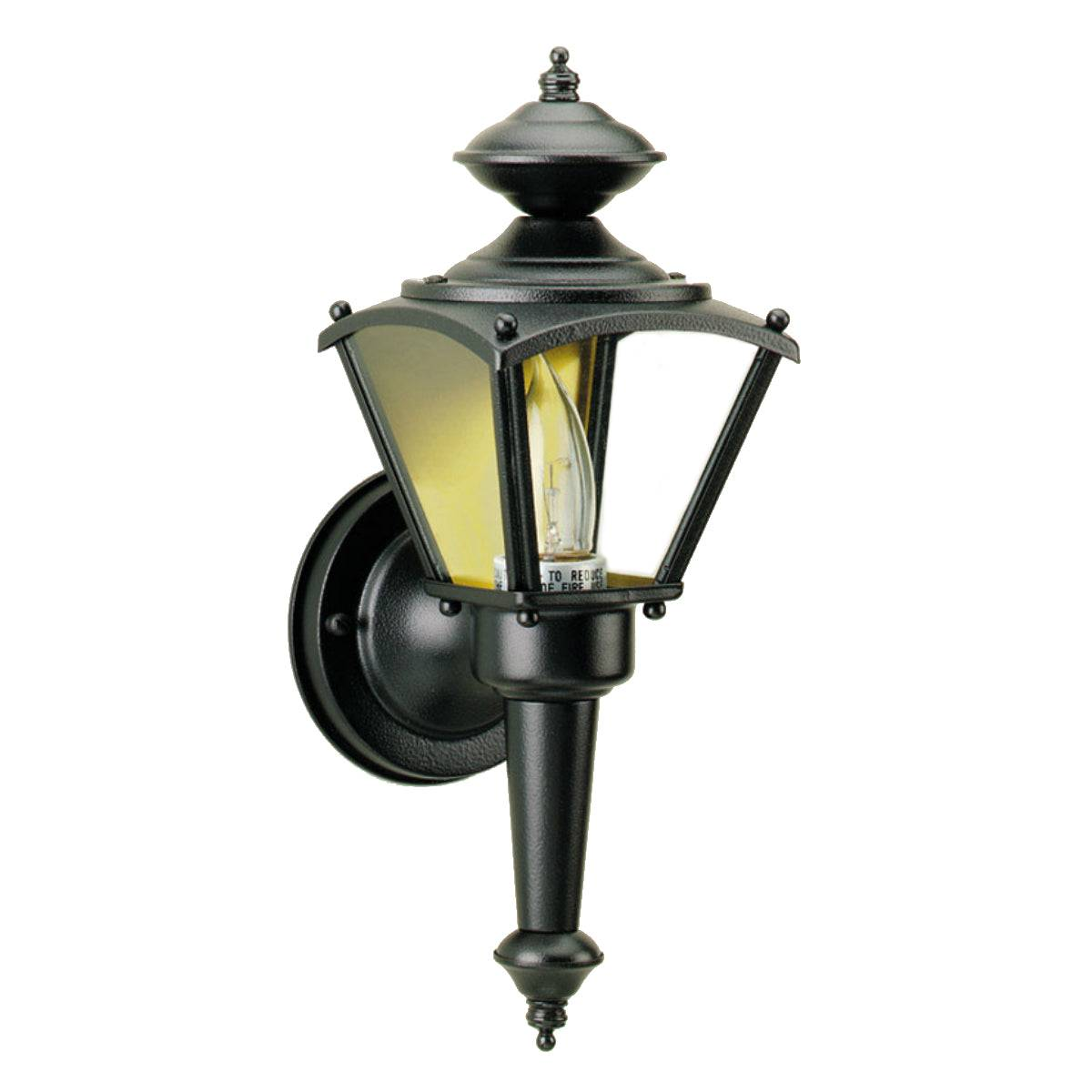 """Westinghouse 66983 Outdoor Wall Lantern Fixture, 13"""" X 5.25"""" X 4.75"""""""