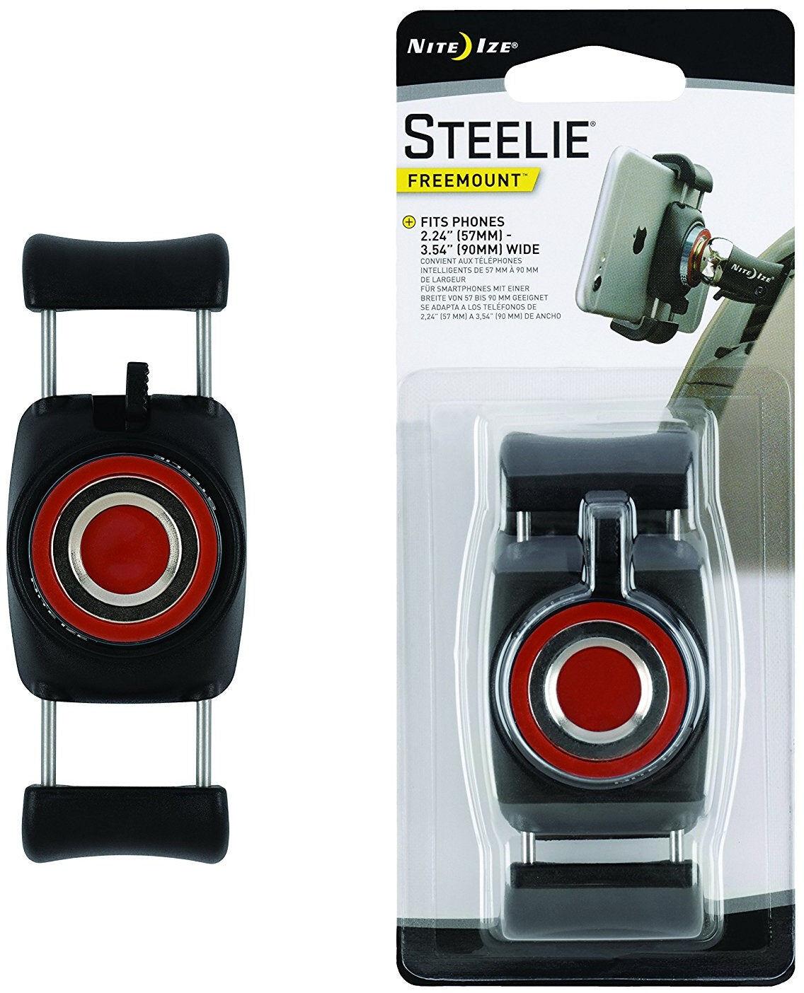 Nite Ize Stf-01-r7 Steelie Freemount Universal Cell Phone Holder