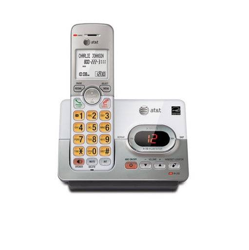 At & t El52103 6.0 Cordless Phone System With Caller Id/call Waiting