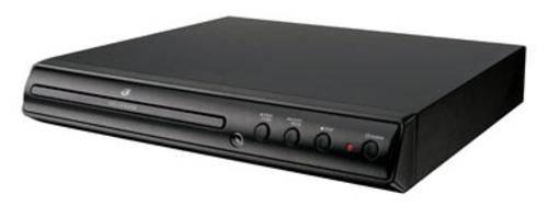 Gpx D200b Dvd Player With Remote Control, 2 Channel