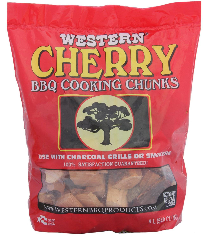 Western Digital 28081 Cherry Bbq Cooking Chunks, 8 Lbs
