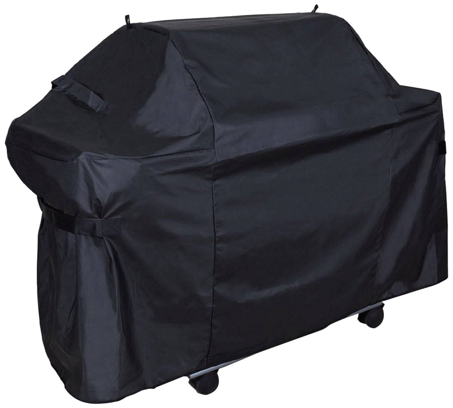 """Grill Care 17573 Universal Grill Cover, Polyester, Black, 54"""""""