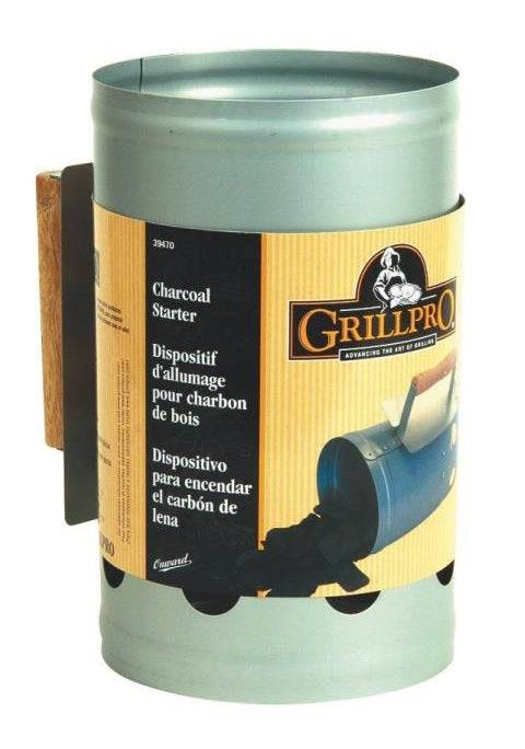 Grill Pro Grillpro 39480 Heavy Duty Chimney Style Charcoal Starter