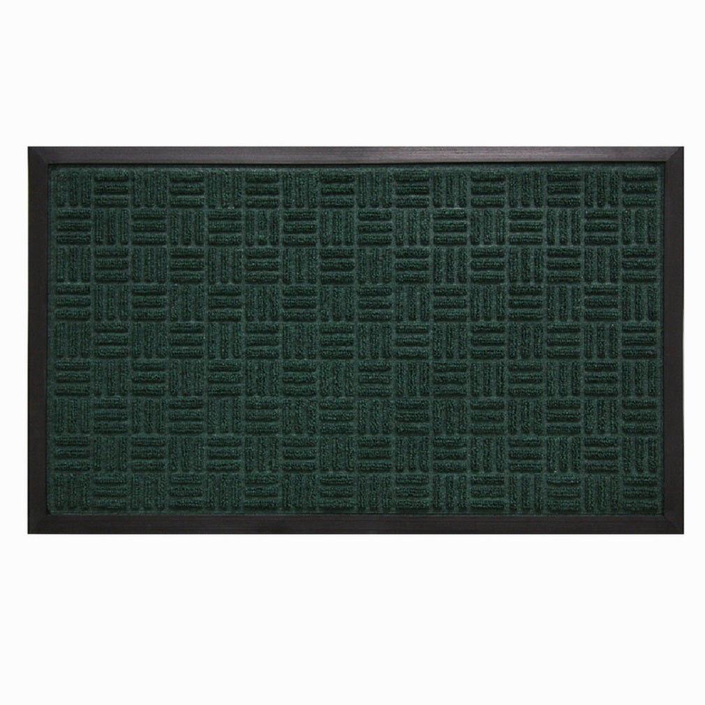"""Sports Licensing Solutions 58776 Floor Saver Ii Floor Mat, Green, 24"""" X 36"""""""