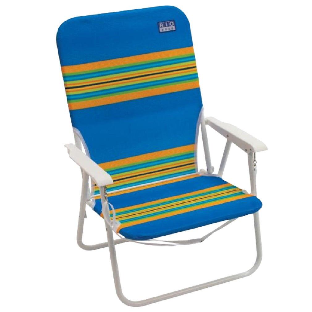 Rio Brands Sc515-1904pk6 Sun & Sport Folding Bench, Multi Color