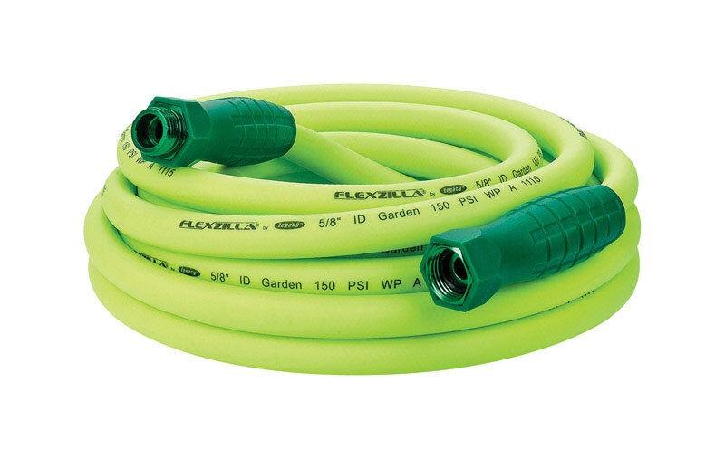 """Flexzilla Hfzg525yws Swivelgrip Garden Hose, Green, 5/8"""" X 25'"""