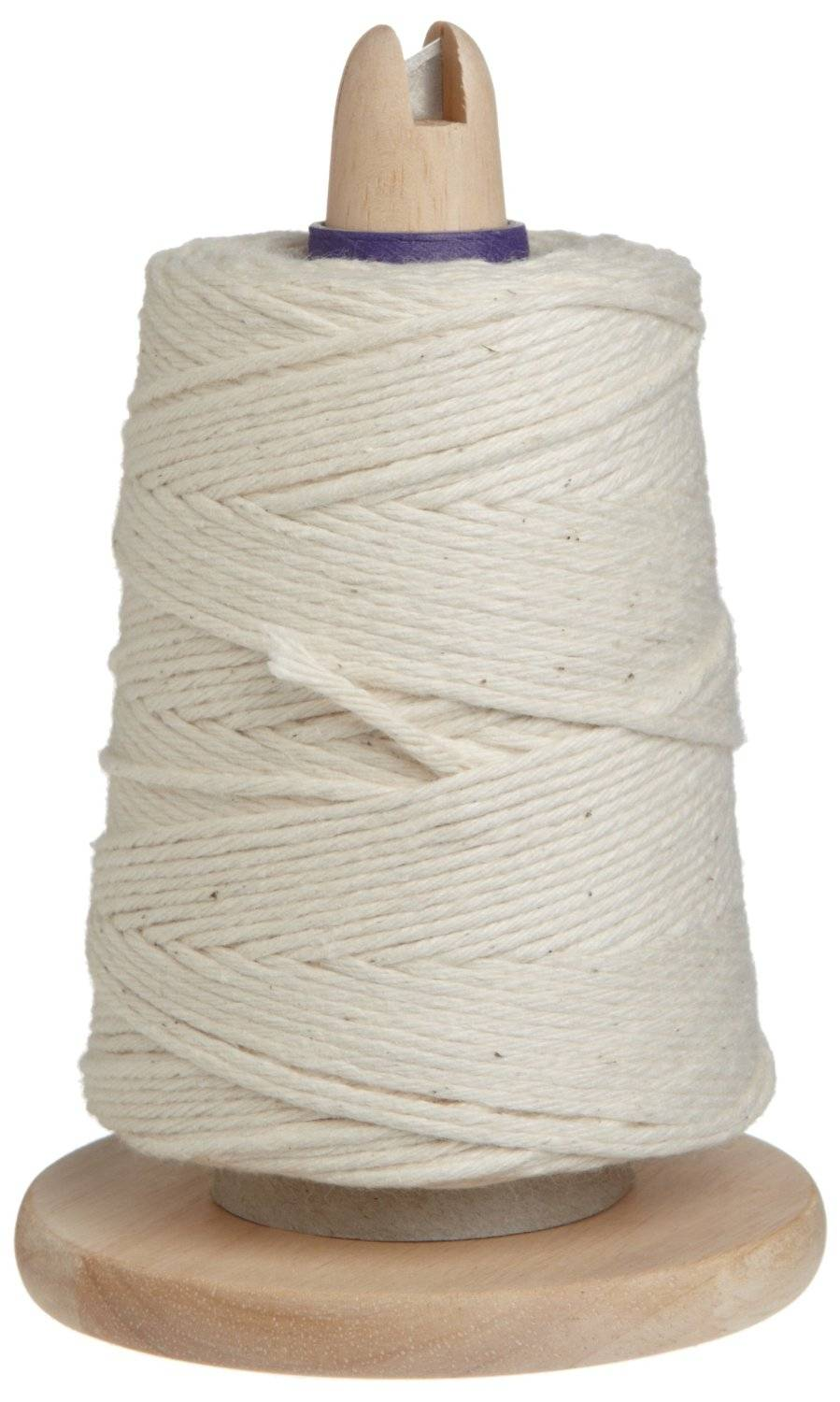 Regency Rw1675 Cooking Twine With Wooden Holder & Metal Cutter, 550'