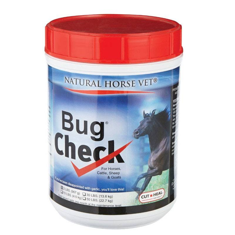 Natural Horse Vet 6100 Bug Check Supplement, 2 Lb