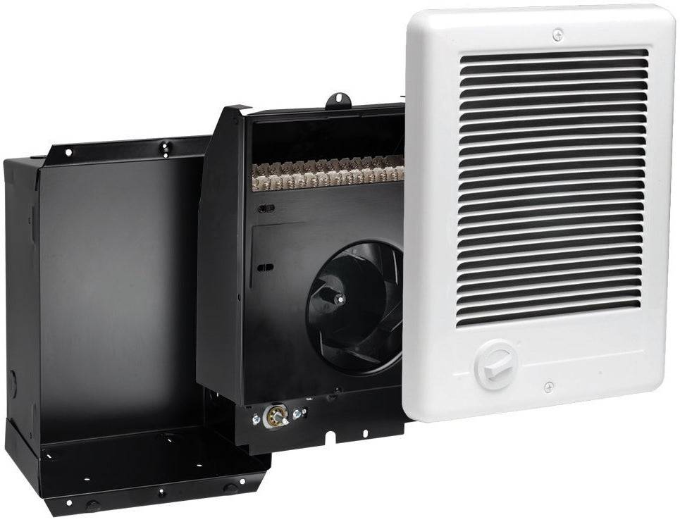 Cadet Csc101tw (67508) Com-pak Plus Wall Heater, 120 Volt, 1000 Watts, White