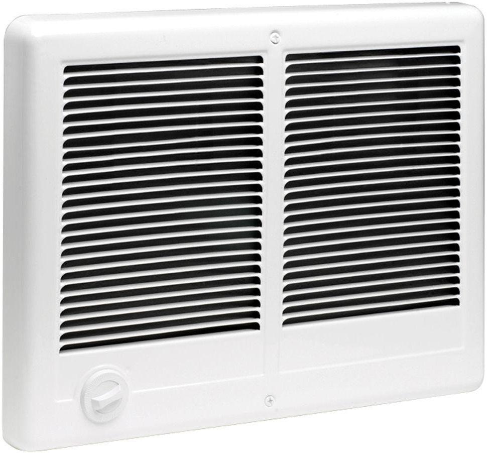 Cadet Cstc402tw (67527) Com-pak Twin Plus Wall Heater Complete Unit, 4000 W