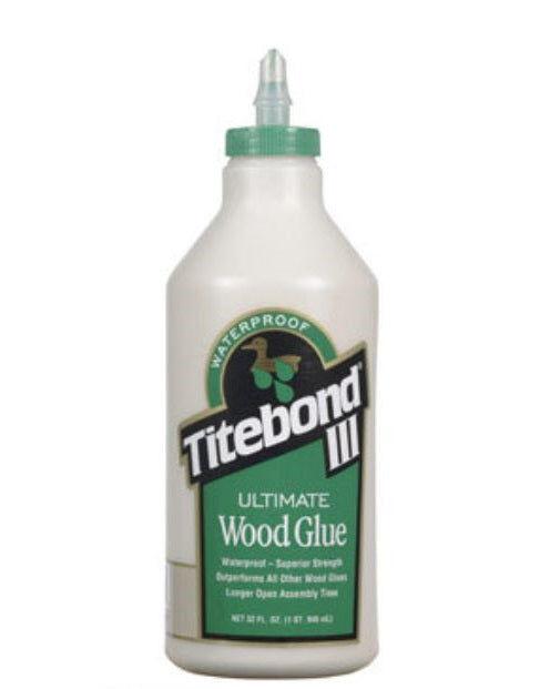 Titebond 1415 Ultimate Wood Glue, 1 Quart