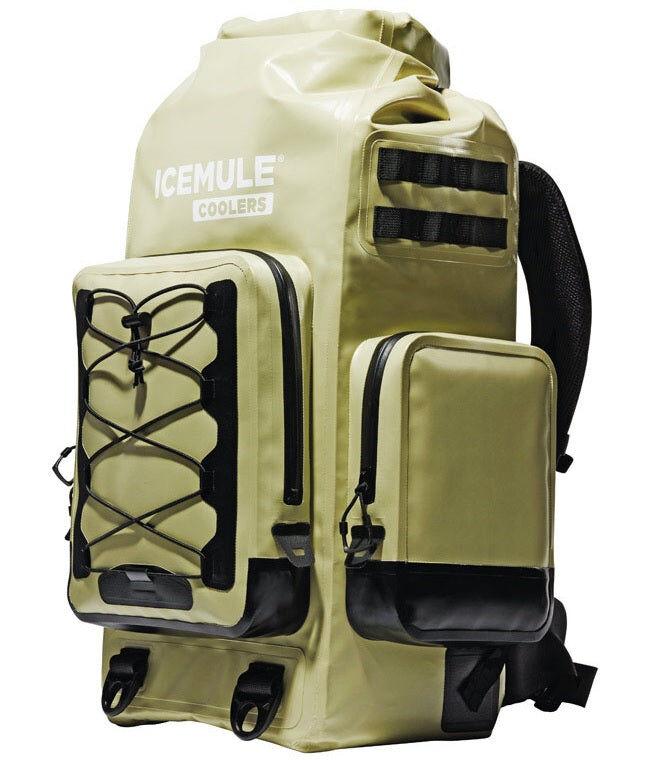IceMule Coolers Icemule 1500 Boss Cooler Bag, 30 Liter Capacity, Tan