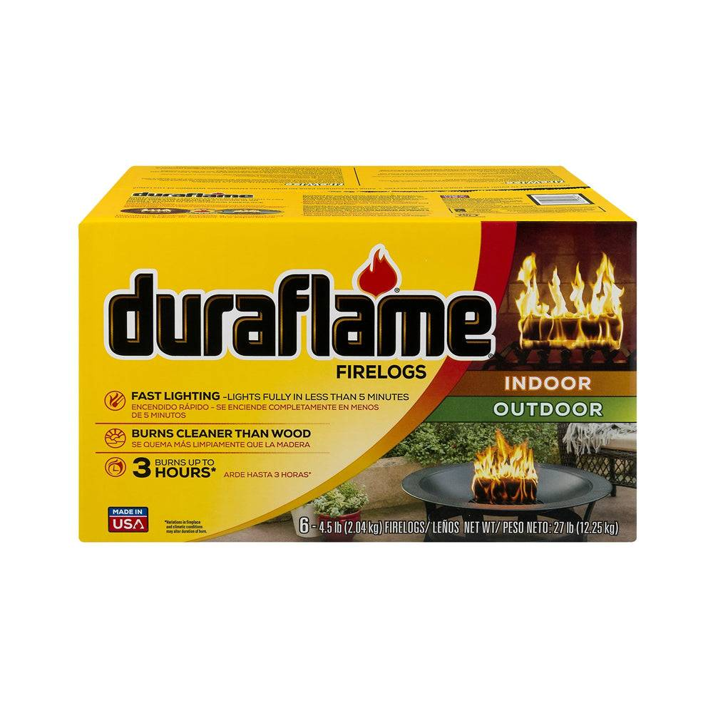 Duraflame 06405 Firelog, 4.5 Lb