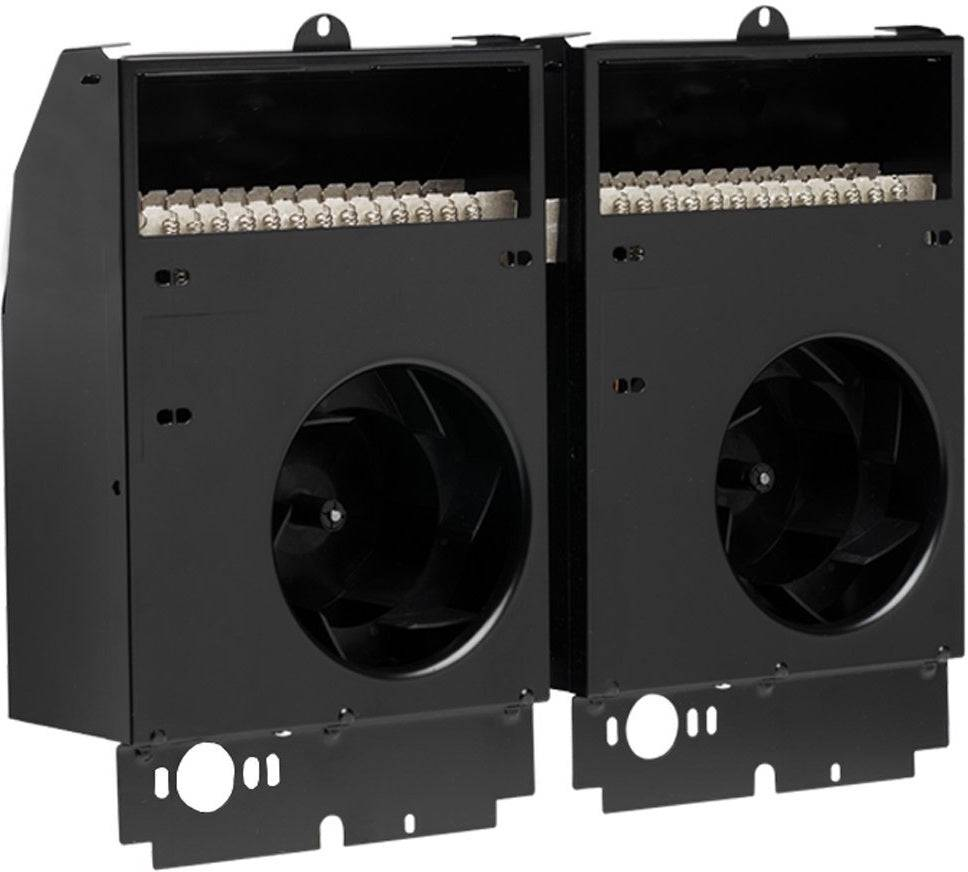 Cadet Cst408 (67530) Com-pak Twin Plus Wall Heater Assembly, 4000 Watt