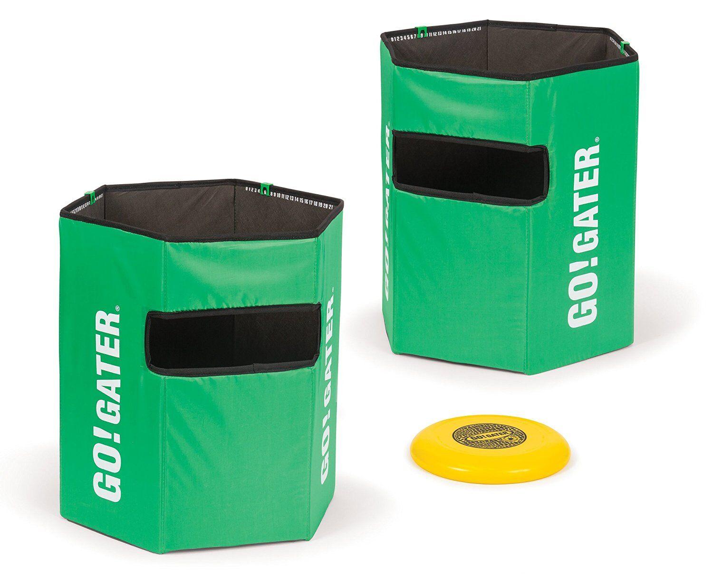 "Go Gater Gold Go! Gater 1-1-18656 Folding Disc Game, Plastic, Adult, 20"""
