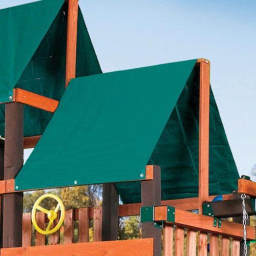 Swing-N-Slide Swing N Slide Ne 4496 Extra Duty Canopy, Green
