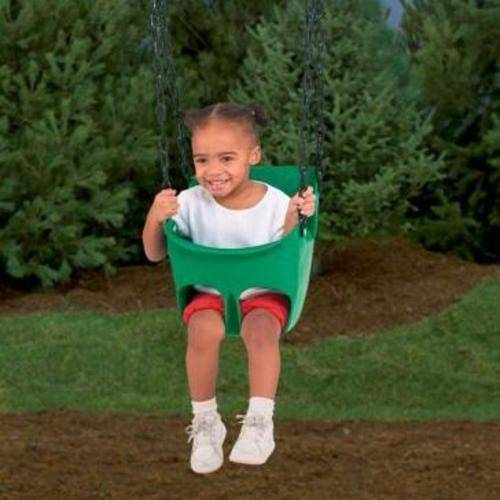 Playstar Ps 7534 Commercial Grade Toddler Swing Seat, Green