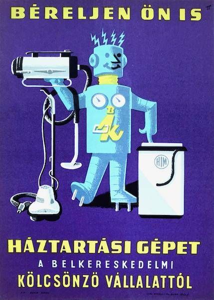 Rent a home appliance from the Domestic Rental Company Gönczi Gebhardt, Tibor [ ] [Hardcover]