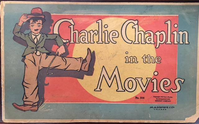Charlie Chaplin in the Movies (No. 316) J Keeley [ ] [Softcover]