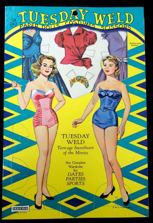 Tuesday Weld, Teenage Sweetheart of the Movies   [ ]