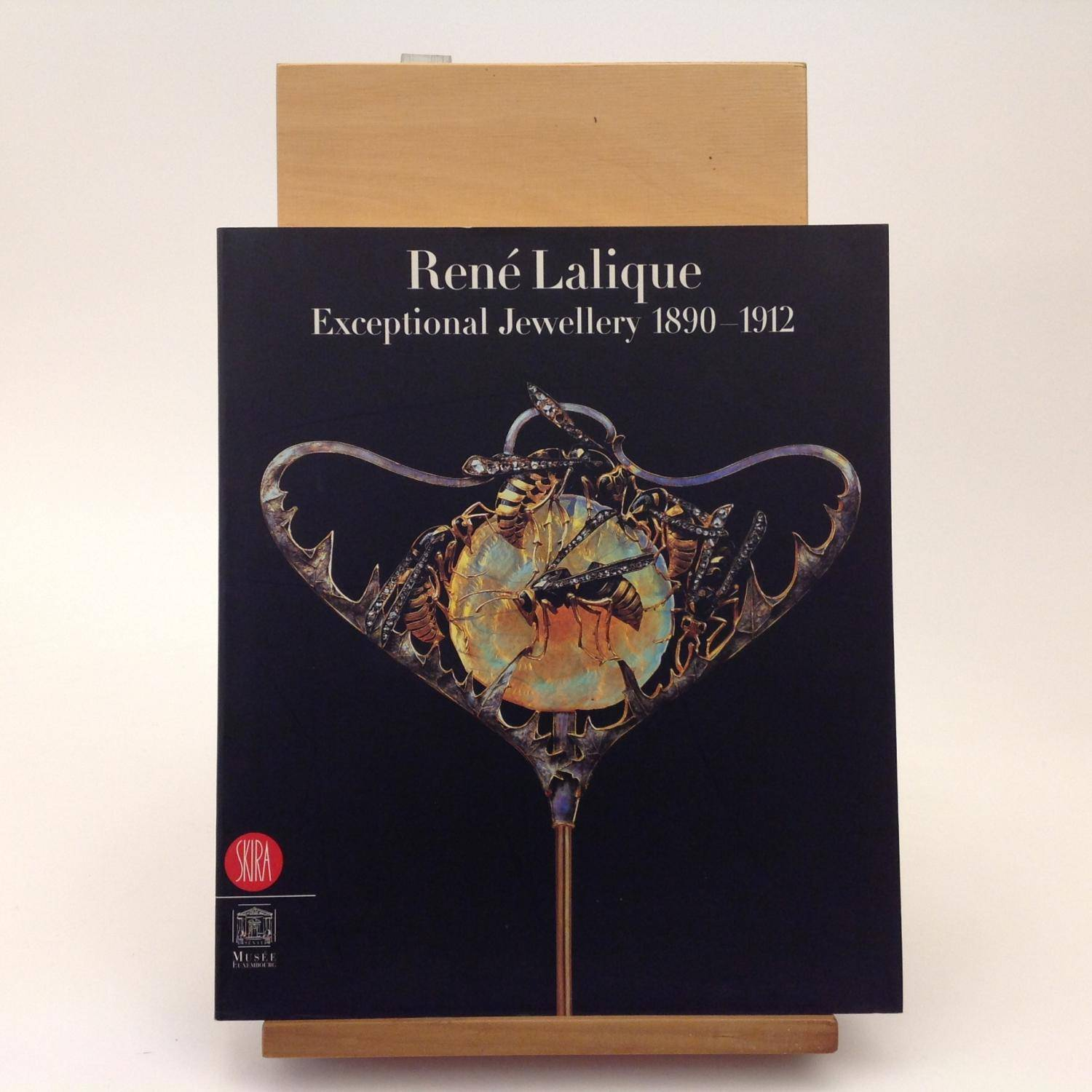 Exceptional Jewellery 1890 - 1912 René Lalique DANY BRUNHAMMER / YVONNE SAUTOT / LALIQUE [As New] [Softcover]