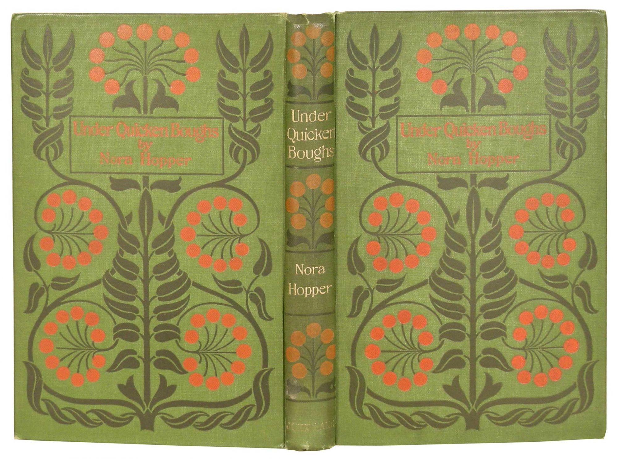 Under Quicken Boughs Hopper, Nora [Very Good] [Hardcover]