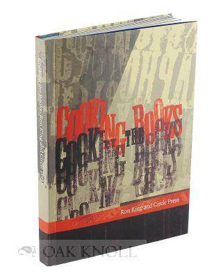 COOKING THE BOOKS. RON KING AND CIRCLE PRESS   [ ] [Hardcover]