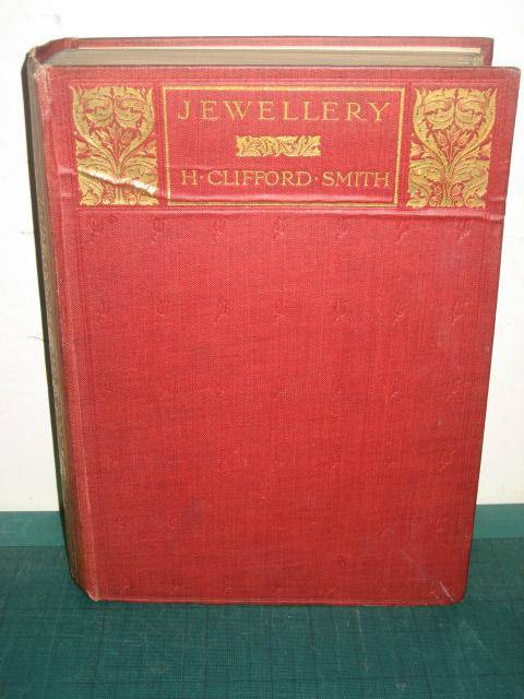 JEWELLERY Clifford Smith (H.) [Good] [Hardcover]