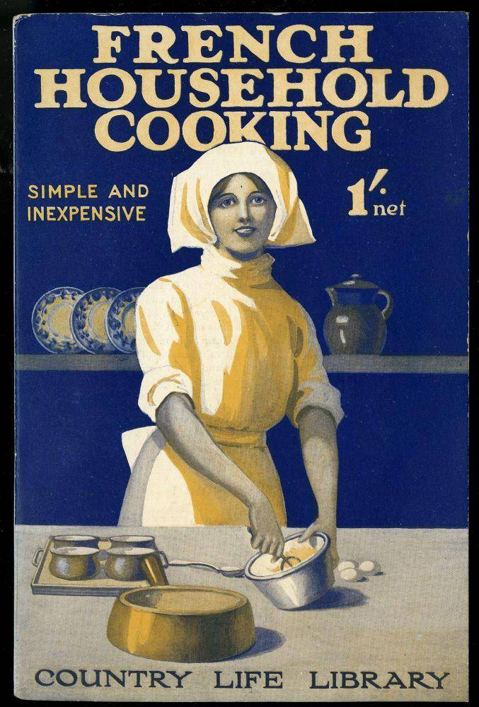 French Household Cooking Keyzer Mrs. Frances [Very Good] [Softcover]