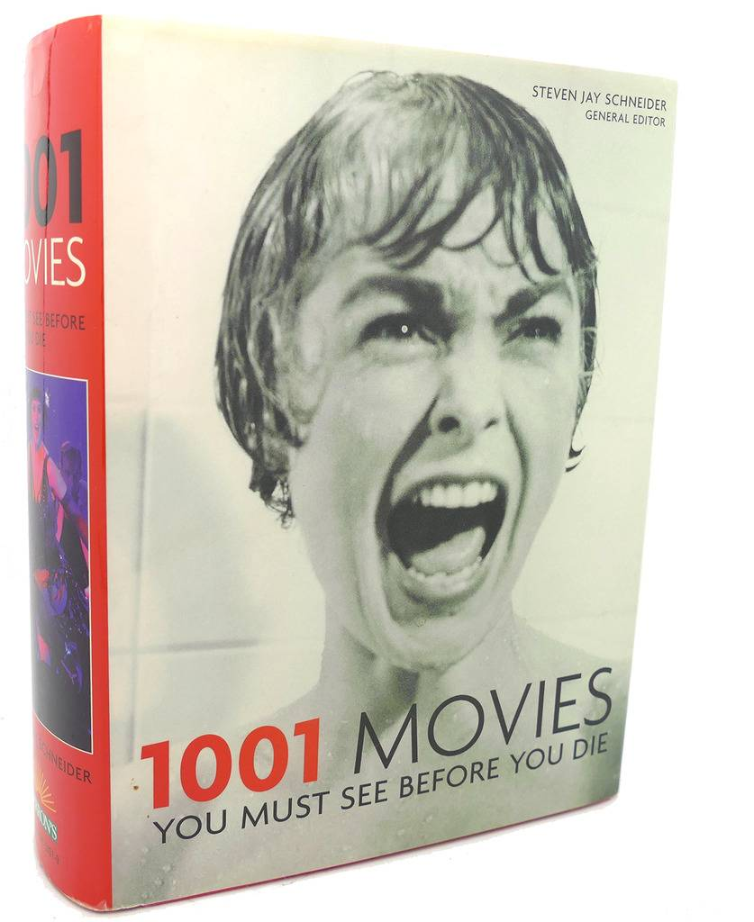 1001 MOVIES YOU MUST SEE BEFORE YOU DIE Steven Jay Schneider [ ] [Hardcover]