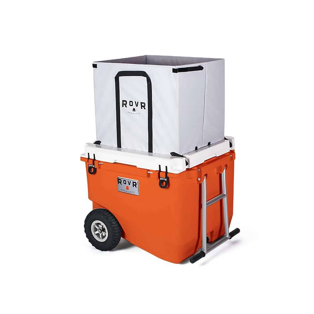 RovR RollR 80 Cooler With Wagon Bin