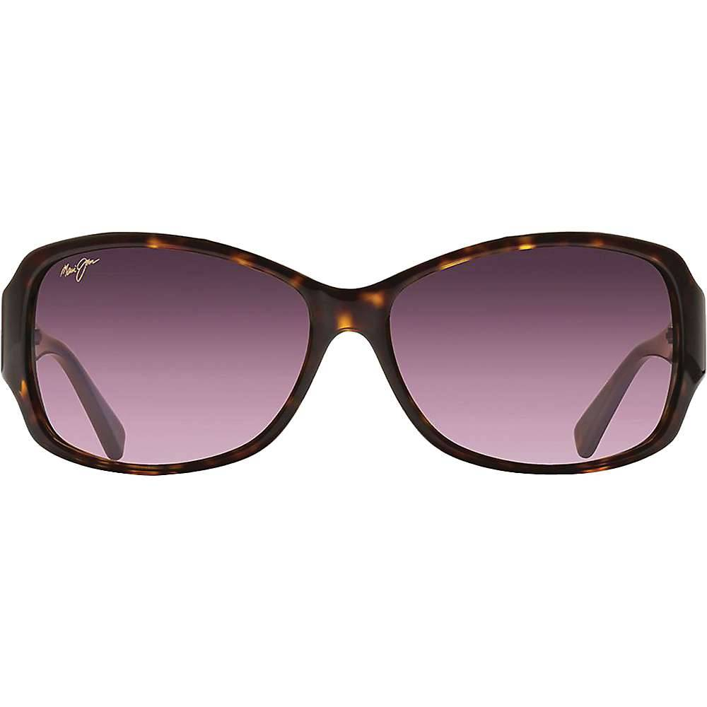 Maui Jim Women's Nalani Polarized Sunglasses - One Size - Dark Tortoise / Maui Rose