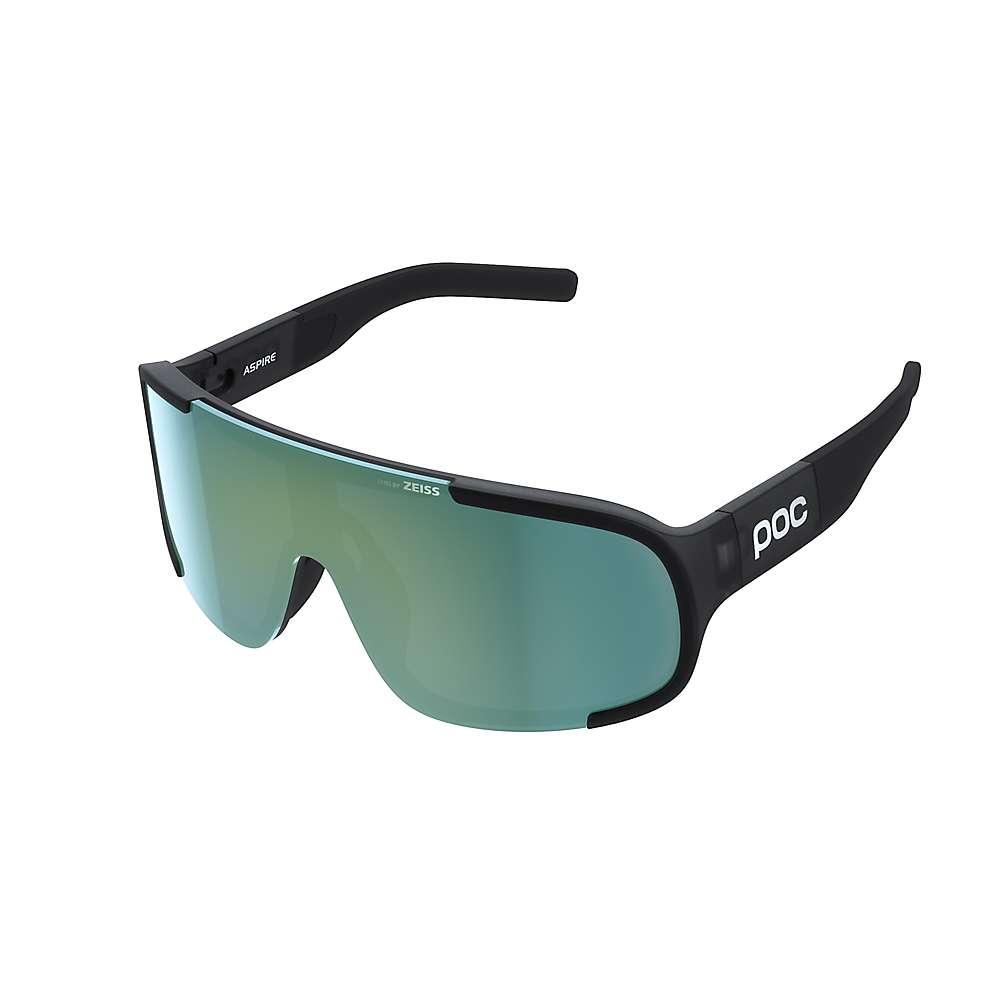 POC Sports Aspire Sunglasses - One Size - Uranium Black Translucent