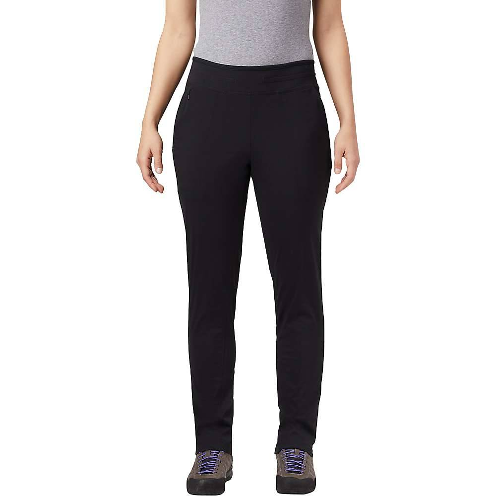 Mountain Hardwear Women's Dynama Lined Pant - Large - Black