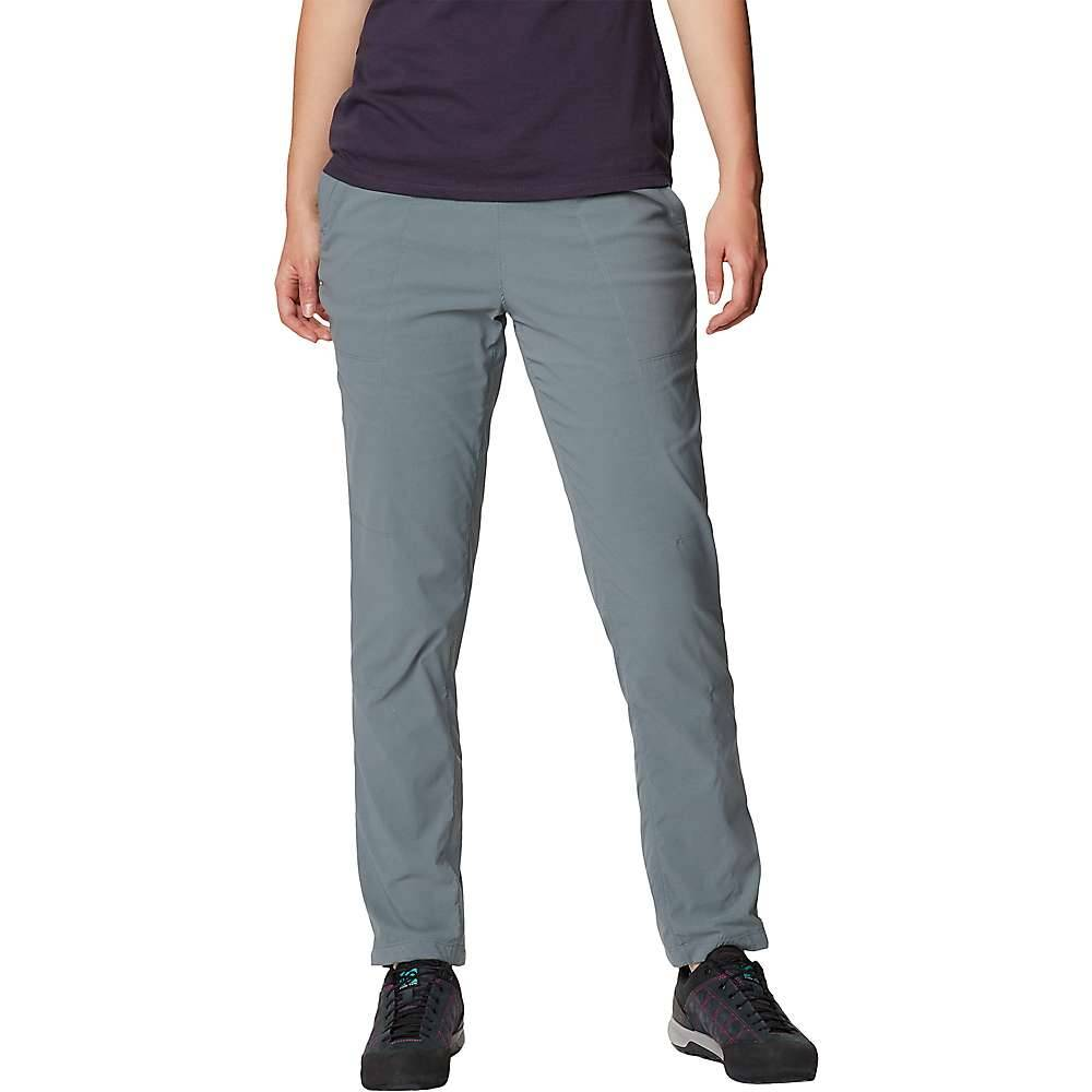 Mountain Hardwear Women's Dynama Lined Pant - XS - Light Storm