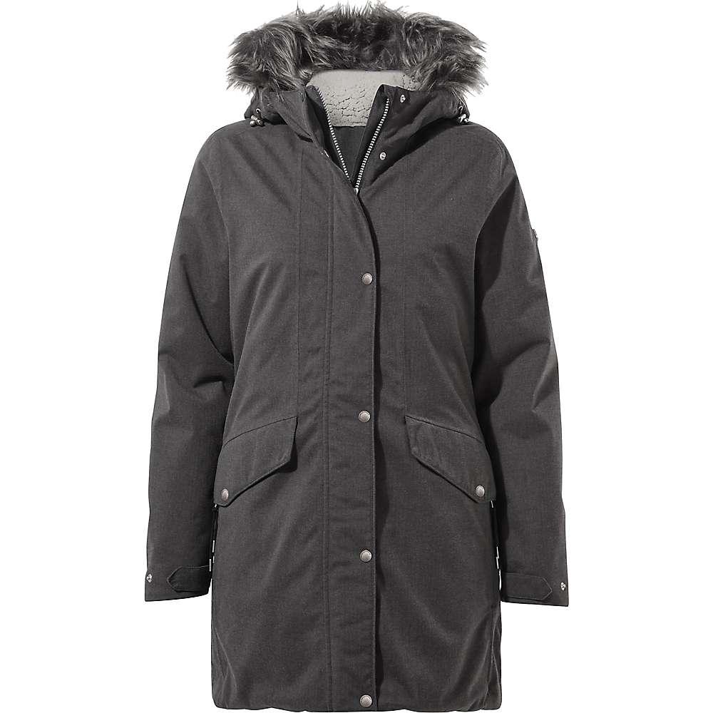 Craghoppers Women's Rochers Jacket - 6 - Charcoal