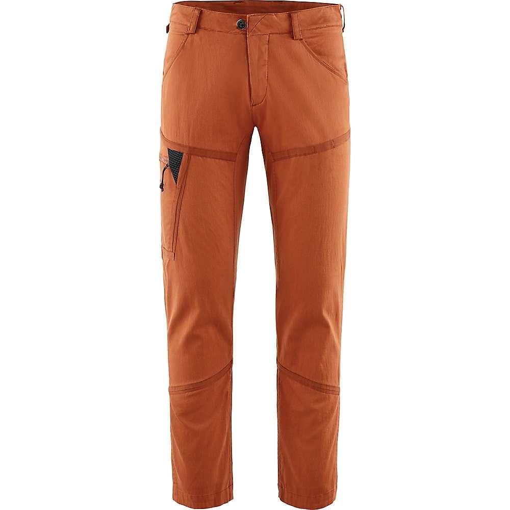 Klattermusen Men's Gefjon Pants - XL - Rust