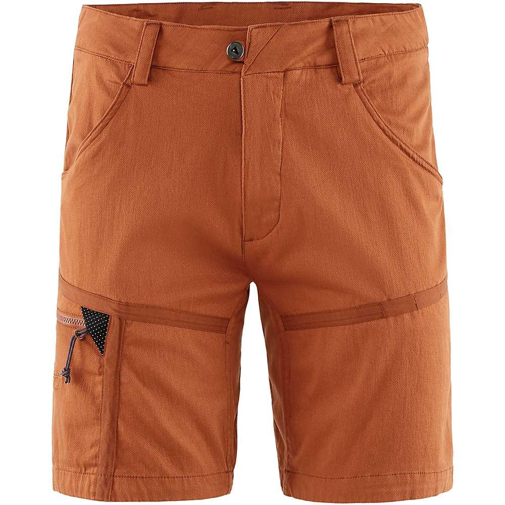 Klattermusen Men's Gefjon Shorts - XL - Rust